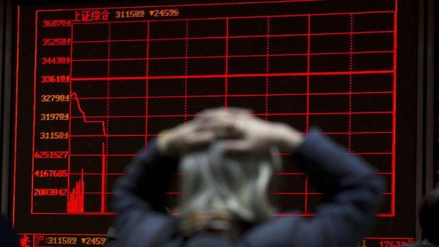Asya hisse senetleri yükselen ticaret endişeleriyle düştü