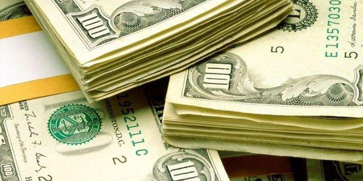 """Dolar azalan """"Fed"""" beklentileriyle geriledi"""