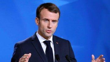 Macron: Ekonomik ve sosyal bir olağanüstü hal ilan edeceğim