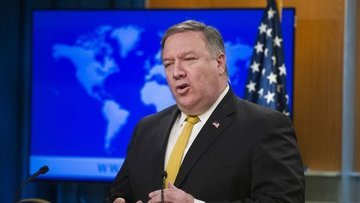 Pompeo'dan Rusya'ya 'uçak' eleştirisi