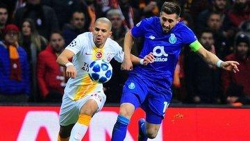 Galatasaray, UEFA Avrupa Ligi'ne kaldı