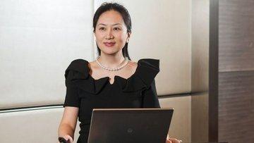 Huawei CFO'su Mıng Vancou kefaletle serbest bırakıldı