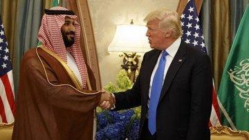Trump'tan Kaşıkçı sorusuna Suudi Arabistan yanıtı