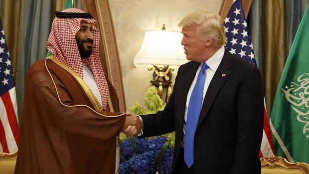 Trump'ın Kaşıkçı sorusuna Suudi Arabistan yanıtı