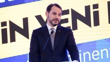 Albayrak: Önce ÜFE, sonra TÜFE'de olumlu gelişmeler sürecek