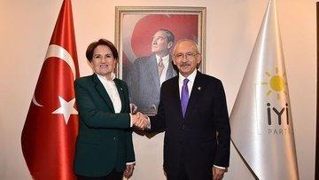 Kılıçdaroğlu ile Akşener bu akşam görüşecek
