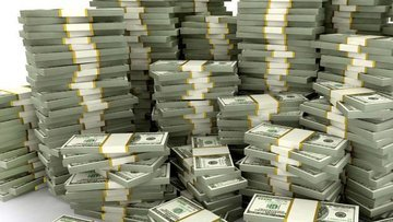 Yurt içi yerleşiklerin döviz mevduatı 663 milyon dolar arttı