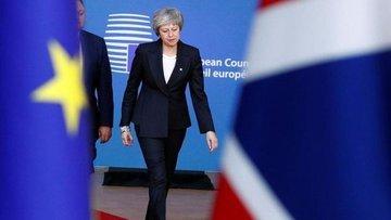 """AB Liderler Zirvesi'nin """"Brexit"""" gündemi"""