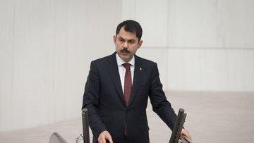 """Bakan Kurum'dan dar gelirli vatandaşa """"ön ödemeli konut"""" ..."""