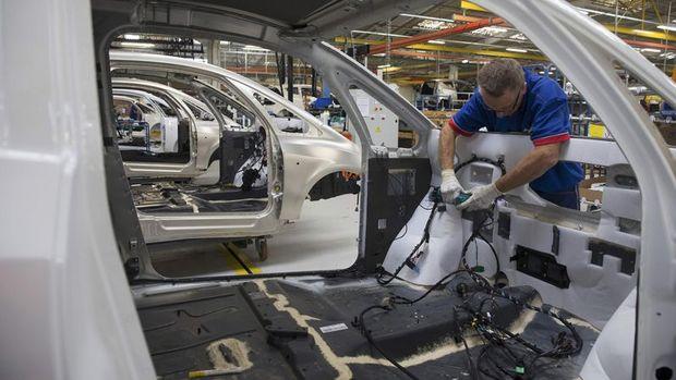 Otomotiv sektöründe üretim ocak-kasım döneminde 1 milyon 427 bin 157 oldu