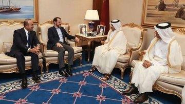 Hazine ve Maliye Bakanı Albayrak Doha Forumu'na katıldı