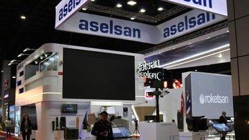 ASELSAN'dan 194,6 milyon dolarlık sözleşme