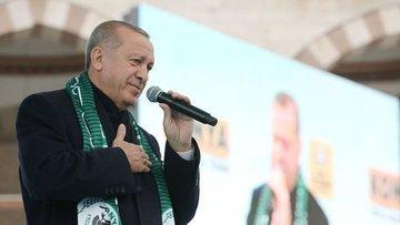 Erdoğan: Trump'la konuştuk; her an başlayabiliriz