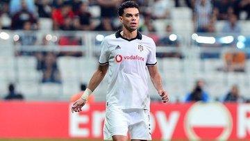 Beşiktaş,  Pepe'yi KAP'a bildirdi