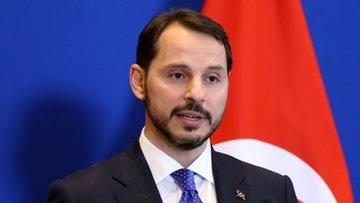 Albayrak'tan enflasyon ve altın tahvil ihracı açıklaması