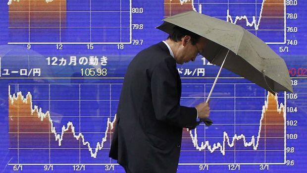 Asya hisse senetleri Fed öncesi karışık seyretti