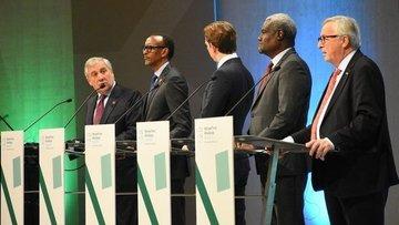 Juncker'e sert yanıt: Afrika, Afrikalılara aittir