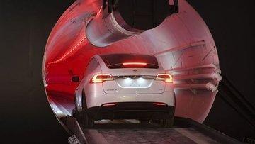 Elon Musk 'Otonomlar' için ilk tünelini açtı