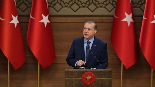 Erdoğan: ABD'nin nükleer anlaşmadan çekilmesi doğru değil