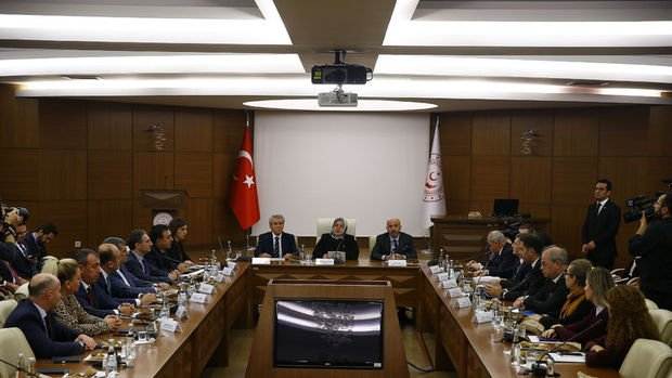 Asgari Ücret Tespit Komisyonu 3. kez toplandı