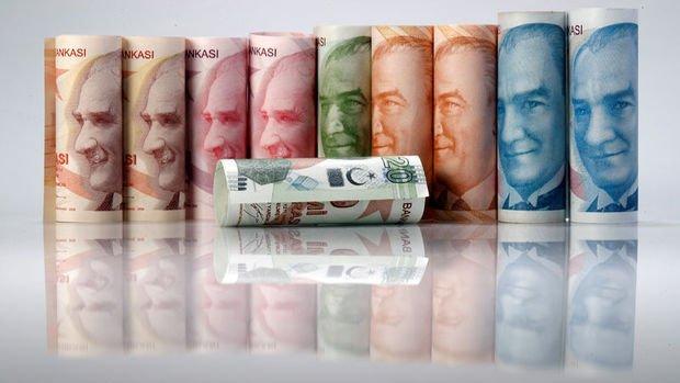 Merkezi yönetim brüt borç stoku 1 trilyon 48,9 milyar lira