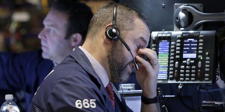 ABD borsaları hükümetin kapanacağı endişeleriyle geriledi