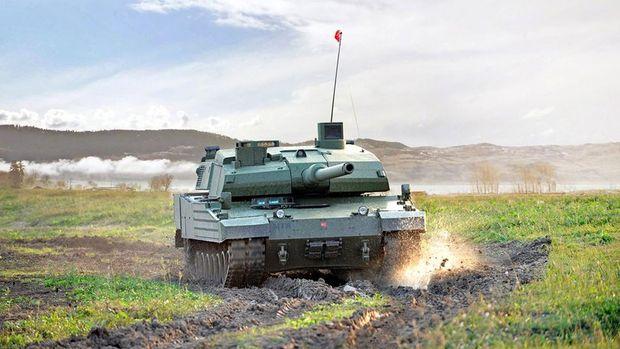 Altay Tankı'nda seri üretime geçiliyor