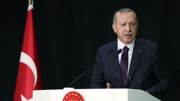 Erdoğan: Satın alma paritesine göre dünyanın 13. büyük ekonomisiyiz