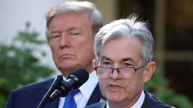 Trump Fed Başkanı Powell'i kovmayı düşünüyor