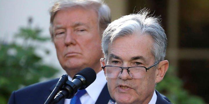 Trump Fed Başkanı Powell