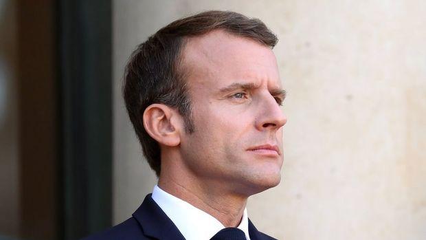 Macron, Fransa askerinin Doğu Akdeniz'de kalacağını söyledi