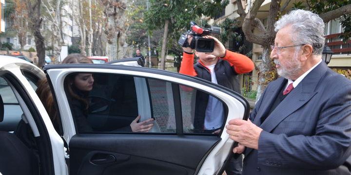 Metin Akpınar ve Müjdat Gezen adli kontrol şartıyla serbest