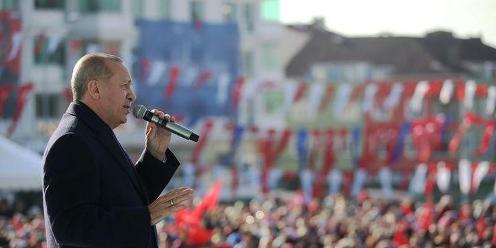 Erdoğan: Suriye