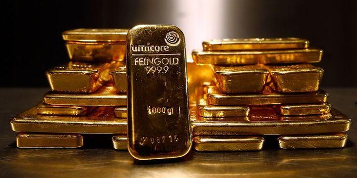 Altın hisselerdeki yükselişe rağmen 6 ayın zirvesine yöneldi