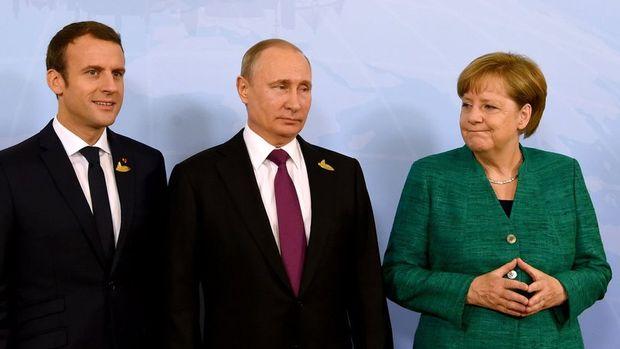 Rusya'dan Fransa ve Almanya'ya yanıt