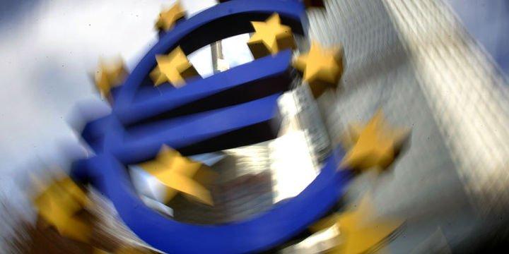Euro Bölgesi'nde yıllık enflasyon AMB hedefinin altında kaldı