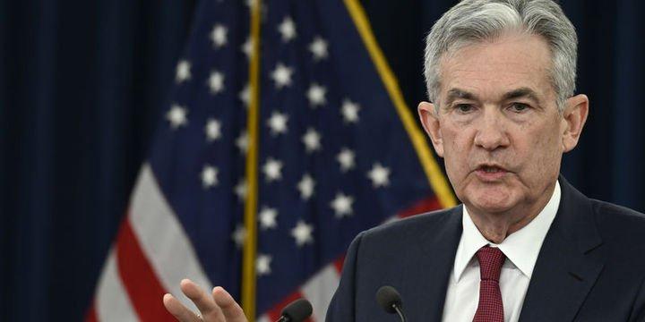 Powell faiz Fed
