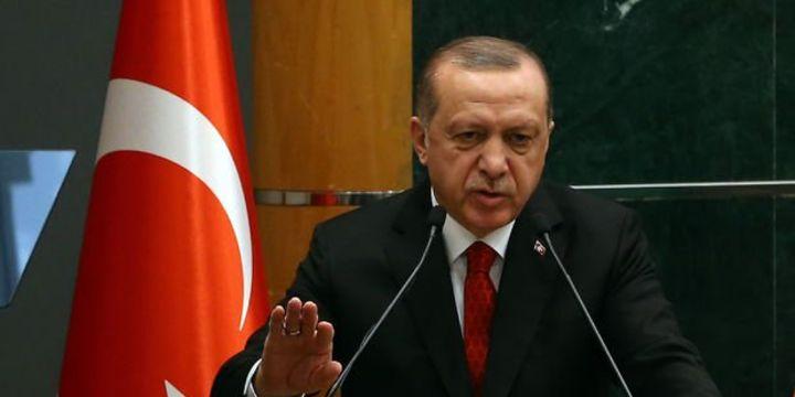 Erdoğan: Kur, faiz, enflasyon saldırısına rağmen yüzde 4,5 büyüdük
