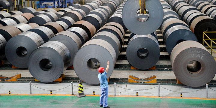 Çelik üretimi yüzde 0,5 arttı