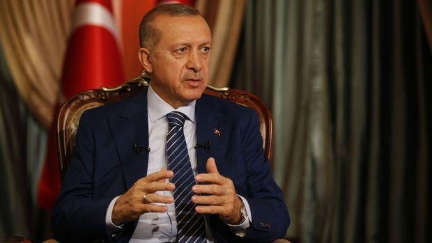 Erdoğan: Trump Suriye'den çekilmekle doğru karar verdi