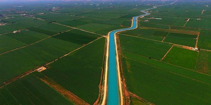 Drenaj suları yeniden tarımda kullanılabilecek