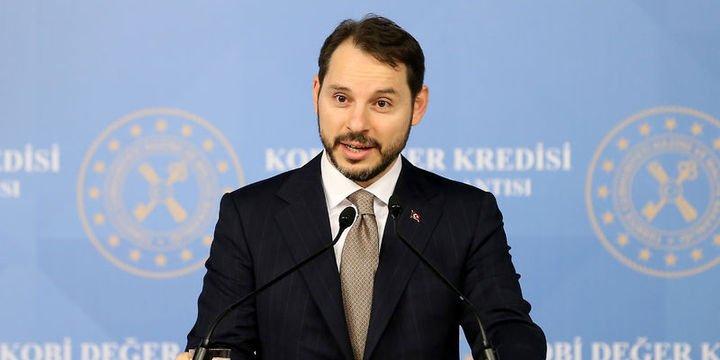 Bakan Albayrak KOBİ değer kredisinin detaylarını açıkladı