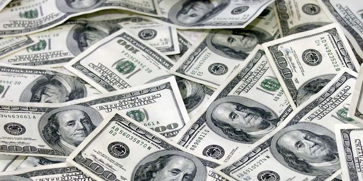 Yurt içi yerleşiklerin döviz mevduatı 1.2 milyar dolar azaldı