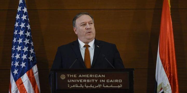 ABD Dışişleri Bakanı Pompeo