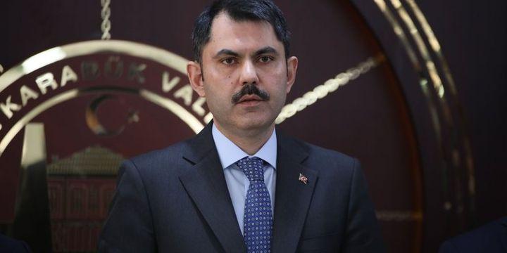 Bakan Kurum:Başvurular sonucunda 800 milyon lira tahsil edildi