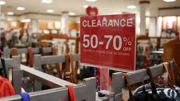 ABD'de enflasyon Aralık'ta beklentiye paralel geldi