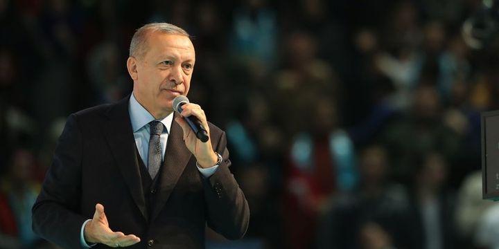 Cumhurbaşkanı Erdoğan Kocaeli ilçe adaylarını açıkladı