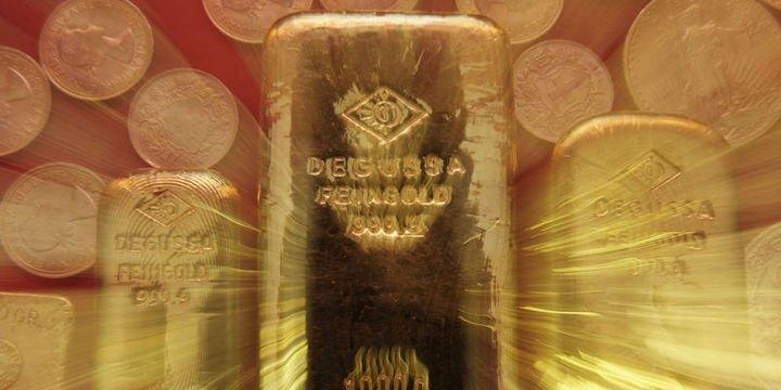 Altın yatırımcıların ABD enflasyon görünümünü değerlendirmesiyle yükseldi