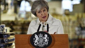 """Brexit anlaşması için milletvekillerine """"bir kez daha düş..."""