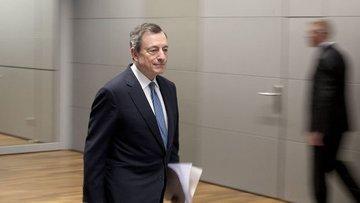 Draghi 2019'un ilk konuşmasını yapacak